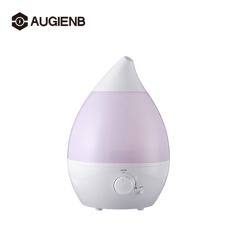 3.4L 25W Essential Oil Diffuser Ultrasonic Mist Humidifier Air Purifier 7 Color Change LED Light Home Air Conditioning Appliance