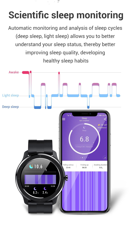 Hdcd9da8577864d6db4a2b124c63a1658I LEMFO Full Touch Screen Smart Watch Waterproof Smartwatch Men