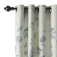 Grommet Animals Polyester Curtain…