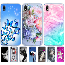 Silicon Case For Xiaomi Redmi 7a Cases Full Protection Soft Tpu Back Cover On Redmi 7 A Bumper Phone Shell Bag Coque