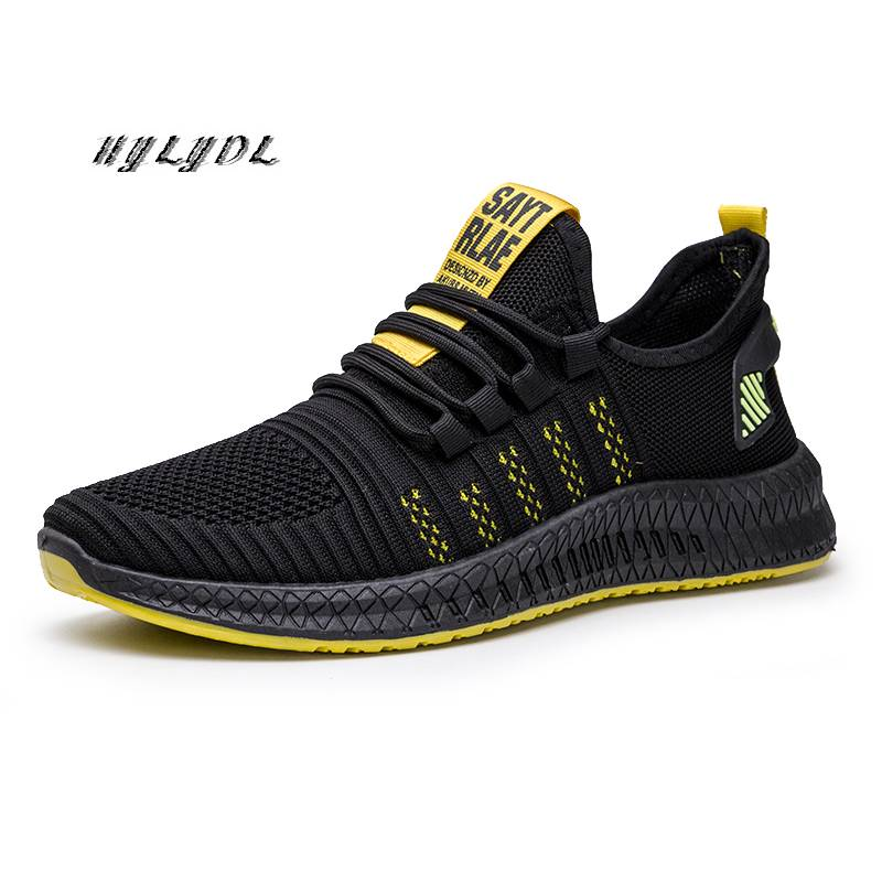 Men Shoes Casual Breathable Running Shoes Fashion Flexible Outdoor Training Jogging Shoes Sports Shoes Walking Shoes Zapatos New