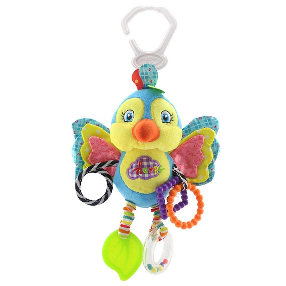Детские игрушки 0-2 года, погремушки, игрушки для мультфильмов, мобильные детские игрушки, коляска, чучело