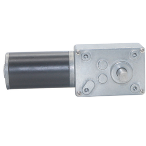 Image 2 - Geared Motor, DC Turbo Worm Reduction Motor for Remote Control Curtains Paper Shredders Copying Machines