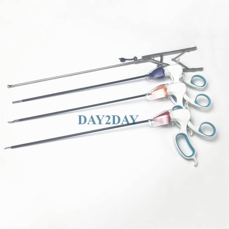 4 pçs set Laparoscópica ferramentas de Treinamento