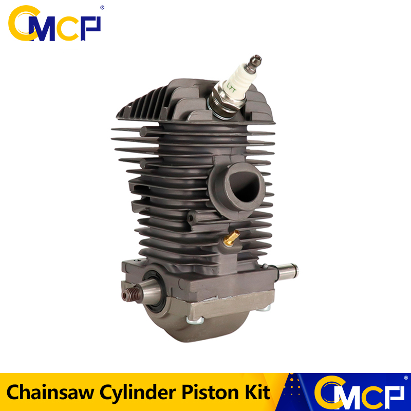 CMCP Chainsaw Engine Motor Cylinder Piston Crankshaft Replacement For Sthil MS250 MS230 MS210 Chainsaw