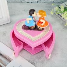 Music-Box Rotating-Upright Birthday-Presents Wedding-Party-Gift Household Children