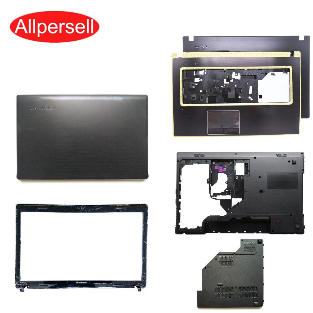 Laptop Case For Lenovo G770 G780 Top Cover/palmrest Case/bottom Shell/Hard Drive Cover/ Screen Frame/Optical Drive Cover