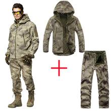 Mężczyźni Outdoor wodoodporne kurtki TAD V 5 0 XS Softshell polowanie strój odzież termiczna taktyczne Camping piesze wycieczki oddech Sport garnitur tanie tanio WOLF ENEMY Poliester WindStopper Szybkie suche Wodoodporna Wiatroszczelna Termiczne About 1600g Pasuje prawda na wymiar weź swój normalny rozmiar