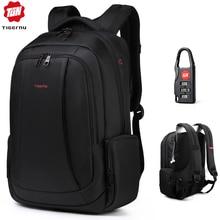 "Tigernu Splashproof Nylon Backpack Female Mens Backpacks for 15.6"" Laptop Women Notebook Bag Mochila Leisure school backpack US"