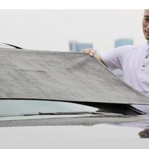 Image 3 - Myjnia samochodowa Toalla Microfibra ręcznik ściereczka do wycierania absorpcja wody pogrubienie ręcznik z mikrofibry Nettoyage Voiture Auto Cleaning Tools