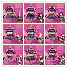 Lovelive! Солнечный свет! Aqours Dia Ruby Yoshiko Watanabe маленький дьявол cos для всех членов Хэллоуин Рождественские костюмы, косплей