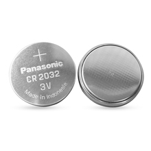20pcs/lot Panasonic CR2032 Button Cell Batteries 3V Coin Lithium Remote Watch Computer Toys Calculators CR 2032 Battery 20pcs lot panasonic 3v br2032 battery br 2032 high temperature button coin batteries cell