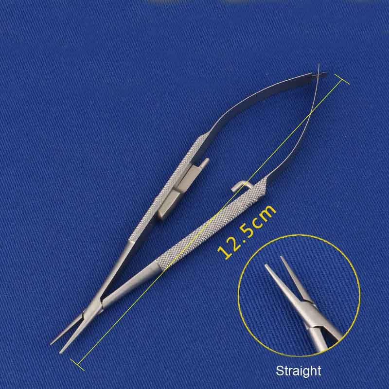 cirurgia plástica cosmética pálpebra dupla incorporação ferramenta de cirurgia agulha c