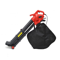Outdoor Garden Leaf Blower & Vacuum Powerful 2800 Watt with 10m cable