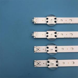 """Image 3 - LED arka ışık şeridi 12 lamba için LG 49 """"V17 ART3 TV 49LV340C JB3B1591A02499 49UV340C 49UJ6565 6916L 2862A 6916L 2863A LC490DGG"""