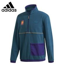 Original New Arrival Adidas Originals POLAR TOP Men's Pullover Sportswear