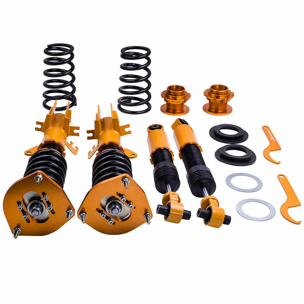 Adj Height Coilovers Kits for Nissan Sentra B16 2007-2012 Shock Absorbers