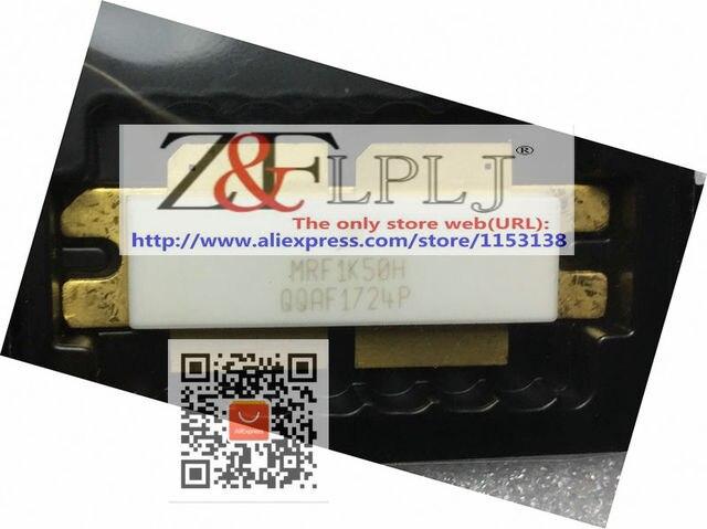 MRF1K50H PRF1K50H MRF1K50HR5 PRF1K50HR6 PRF 1K50H 1.8 500 MHz 1500 W CW 50V RF Transistor De Potência 1 pçs/lote