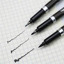 Многофункциональная кисть для рисования следов кисть маркер для студентов, практическая каллиграфическая ручка 3 шт./партия или 1 шт. на выбор