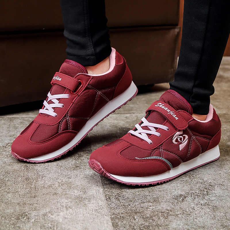 Новинка 2019 года; брендовые кроссовки для бега в стиле ретро; женские модные кроссовки на платформе; повседневная обувь; мягкая удобная женская обувь; basket femme