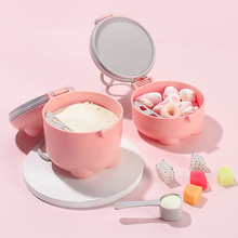 Baby Feeding Food Container Milk Powder Container Snack Box Formula Milk Storage PP Material Powder Containers Baby Stuff