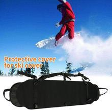 Защитный чехол для хранения зимних видов спорта с защитой от царапин, износостойкая сумка для сноуборда