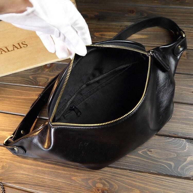 2019 Trend Wallet MEN'S Single-shoulder Bag Korean-style Chest Pack Over-the-shoulder Bag Leisure Bag Shoulder Multi-functional