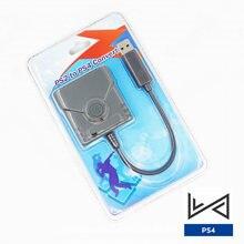 USB Konverter Für PS2 Gamepad zu Für PS4 Controller Adapter Stecker Unterstützung Für PC