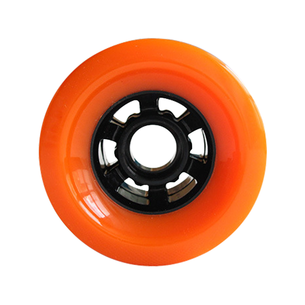 High Speed Professional Soft Practical Sliding Smooth Easy Install Hardness Outdoor Durable Sports Electric Skateboard Wheel PU