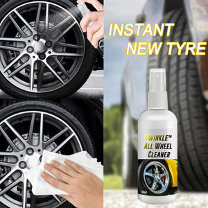 All-Wheel-Cleaner Bicycle Rims-Cleaning Car-Tires Detergent Universal