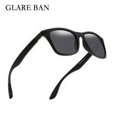 Glare Ban brand UV 100% polarized 2020 new luxury men sunglasses