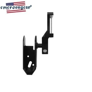 Image 3 - emersongear IDPA IPSC USPSA 3 Gun Pistol Holster GLOCK CZ 1911 SV/STI AA Style Aluminum Airsoft  Gun Hunting Accessories Black
