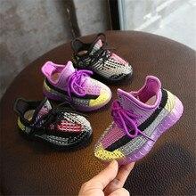 2020 New Spring Kids Shoes Unisex Toddler Girls Boys Sneaker