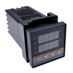 Image 5 - REX C100 intelligente PID regolatore di temperatura REX C100 C400 C700 C900 Termostato SSR Relè di uscita