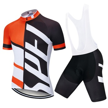 Team TELEYI Cycling Jerseys Bike Wear clothes Quick-Dry bib gel Sets Clothing Ropa Ciclismo uniformes Maillot Sport Wear 8