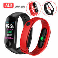 Sport Smart Armband Blutdruck Herz Rate Monitor Smart Band Wasserdichte Fitness Tracker Pedometer Armband für Erwachsene