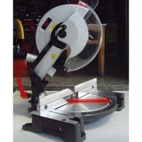 110/220v 2200w Miter saw aluminum cutting machine