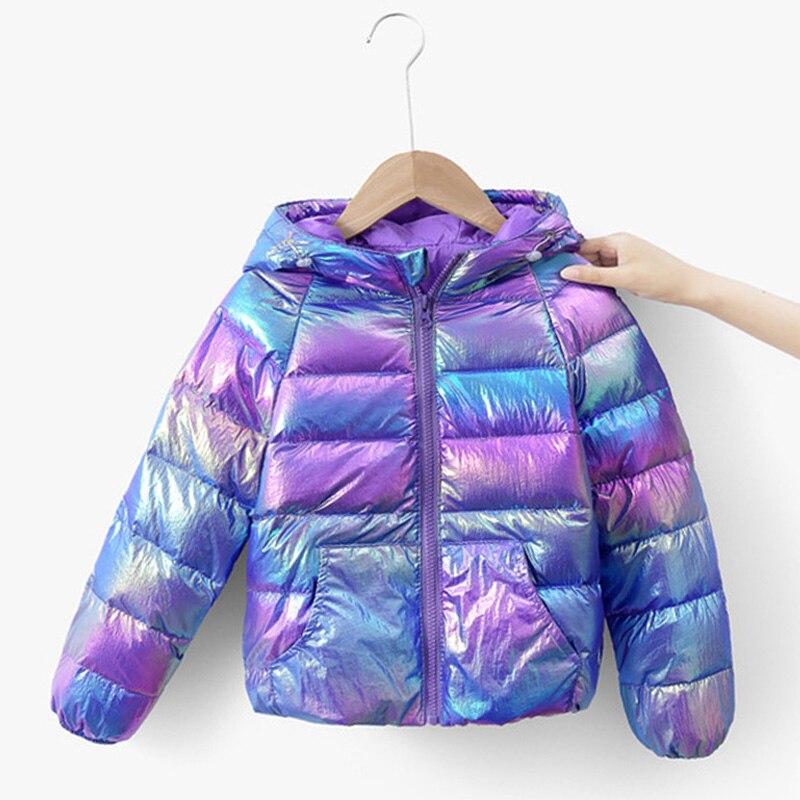LZH-Chaqueta de bebé niñas, chaquetas de otoño e invierno para niñas, abrigo, abrigo cálido para niños, Ropa para Niñas, chaqueta para niños, 2020 2