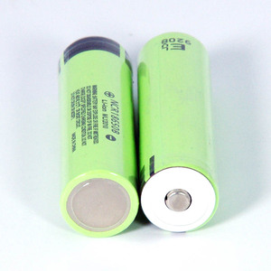 Image 2 - VariCore Original 18650 3.7 v 3400 mah Lithium Rechargeable Battery NCR18650B with Pointed(No PCB) For flashlight batteries