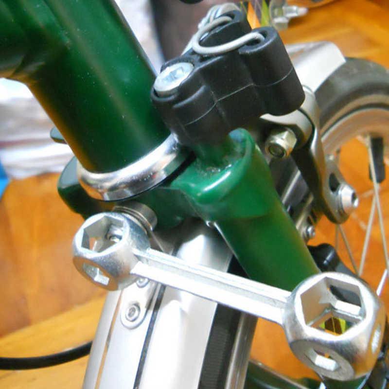 6-15MM Portable Dog Bone Shape Bicycle//Bike Cycling G1F9 Repair Wrench H6W0