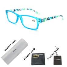 Reading-Glasses Hyperopia Ultralight Farsighted-Vision KAEDEK Women New for with Points