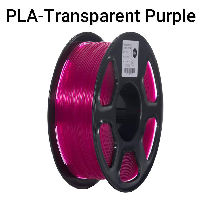 Transparent Purple