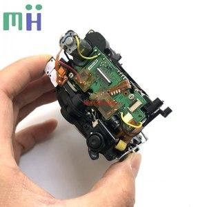Image 3 - 受動ニコン D7100 フロント本体フレームミラーボックス絞りドライバモーター diphragm ユニット (なしシャッター) スペアパーツ