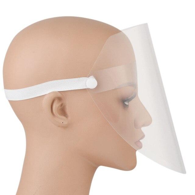 Safety Painting Face Protection Mask Multi-Function Flu-Splash Proof Mask Dust Face Protective Anti-spitting Splash 2