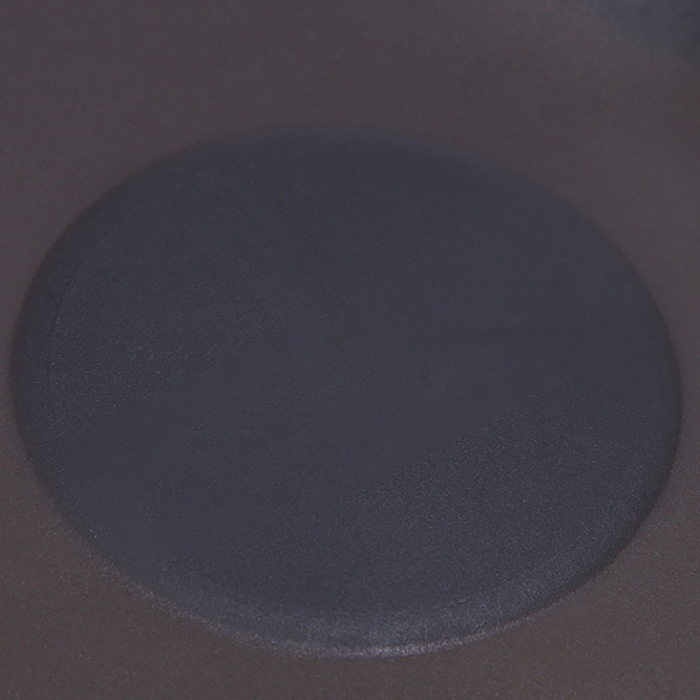 Xale de silicone corte gola super pescoço
