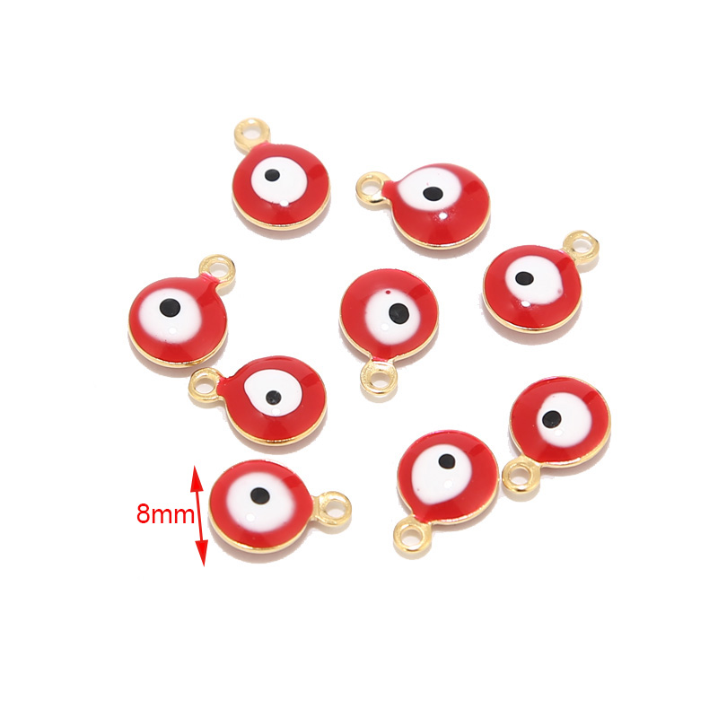 8mm Red Gold