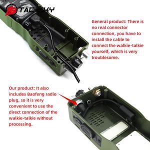 Image 5 - TAC SKY AN / PRC 152 152A military radio walkie talkie model virtual broadcast box, Harris military virtual chassis PRC 152 152a