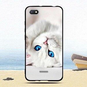 Image 4 - TPU Silicone Phone Case For Xiaomi Redmi 6A 6 A Cases Back Cover For Xiaomi Redmi6A Covers Phone Shells Fundas Protective cases