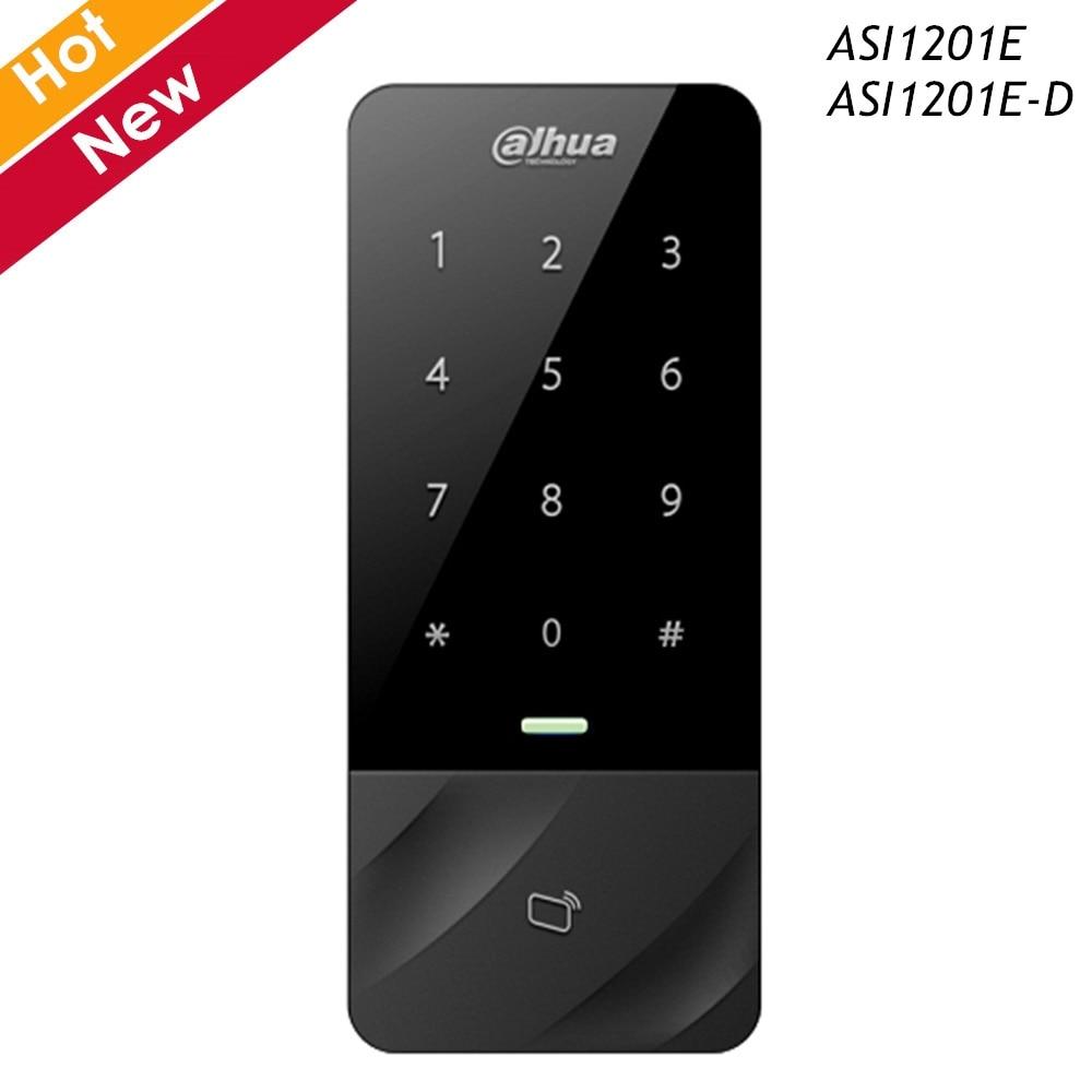 Dahua Water-proof RFID Standalone ASI1201E ASI1201E-D Support Card Password Combination Anti-passback Multi-card Open