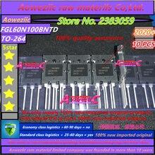 Aoweziic 2020 + 100 новый импортный оригинальный G60N100BNTD FGL60N100BNTD TO 247 бтиз трубка 60 А 1000 в